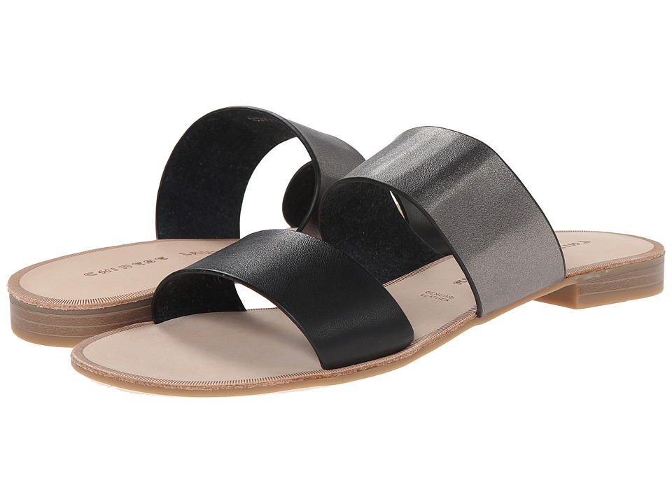 Chinese Laundry - Gimme (Black/Pewter) Women's Sandals