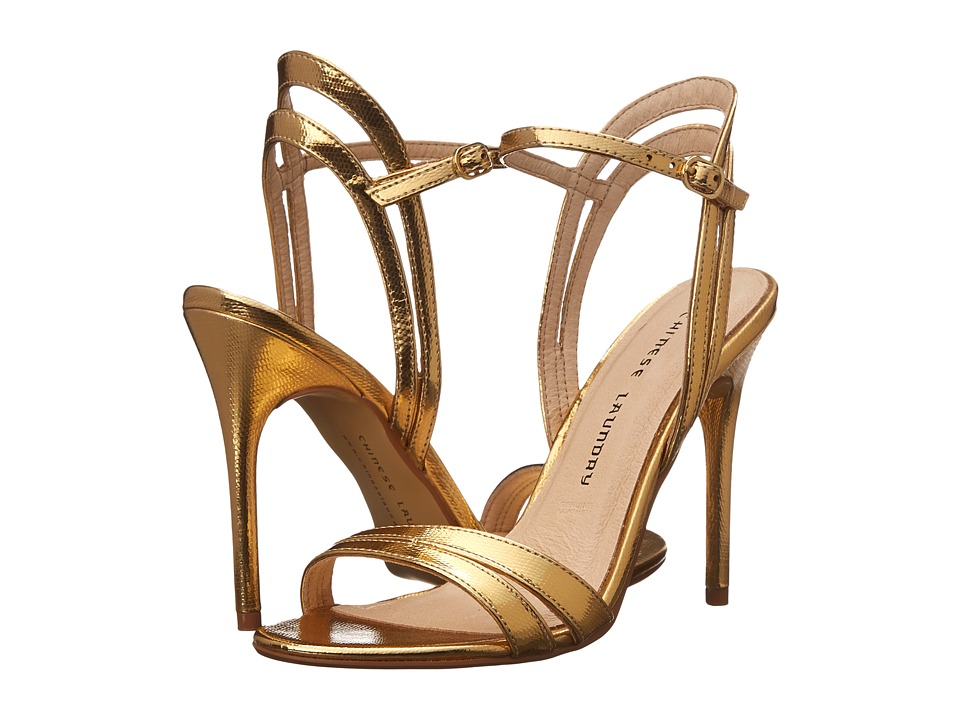 Chinese Laundry - Lilliana (Gold) High Heels