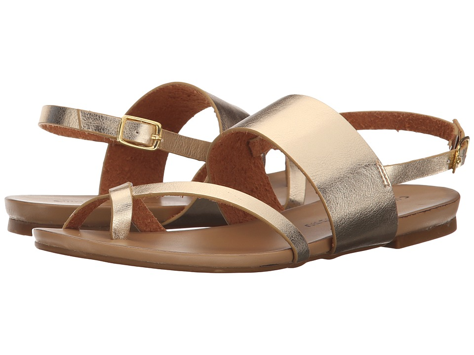 Chinese Laundry - Marley (Gold) Women's Sandals