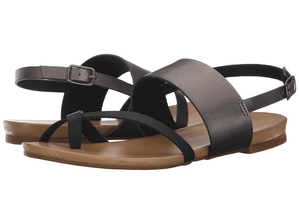 Chinese Laundry - Marley (Pewter/Black) Women's Sandals