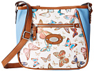 Jardines Printed Butterfly Crossbody