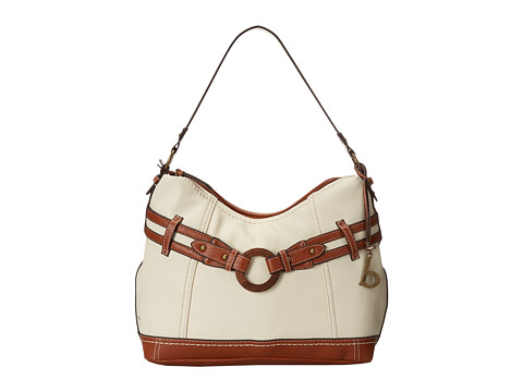 b.o.c. - Nayarit Large Belted Hobo (Bone) Hobo Handbags