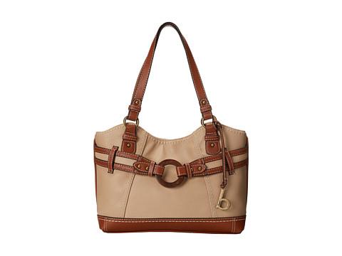 b.o.c. - Nayarit Large Shopper Tote (Stone) Tote Handbags