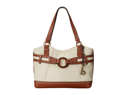 b.o.c. - Nayarit Large Shopper Tote (Bone) Tote Handbags
