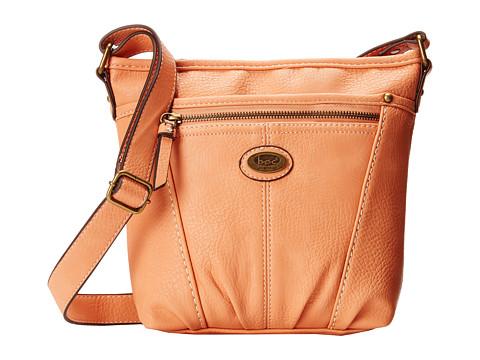 b.o.c. - Sinaloa Crossbody (Coral) Cross Body Handbags