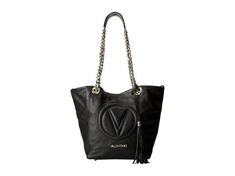 Valentino Bags by Mario Valentino - Bona (Black) Shoulder Handbags