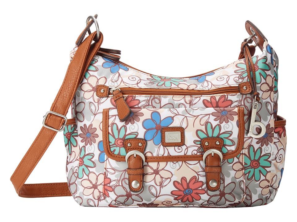 b.o.c. - Primavera Large Hobo (Floral) Hobo Handbags
