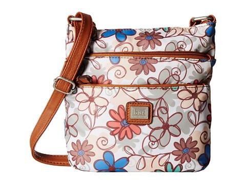 b.o.c. - Primavera Crossbody (Floral) Cross Body Handbags