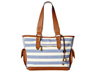 Lemoor Canvas East/West Shop Tote