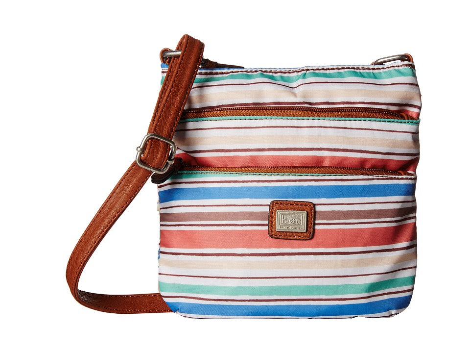 b.o.c. - Primavera Crossbody (Stripe) Cross Body Handbags