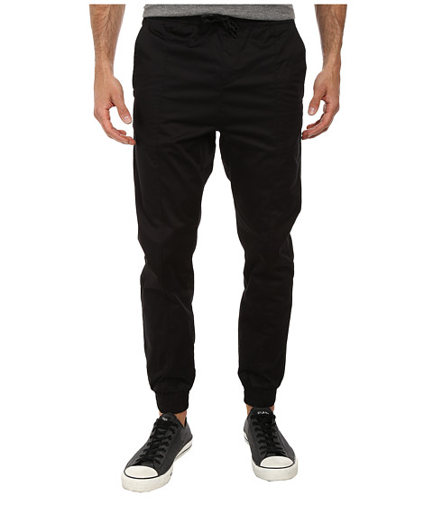 Eleven Paris - Garak Joggers (Black) Men's Casual Pants