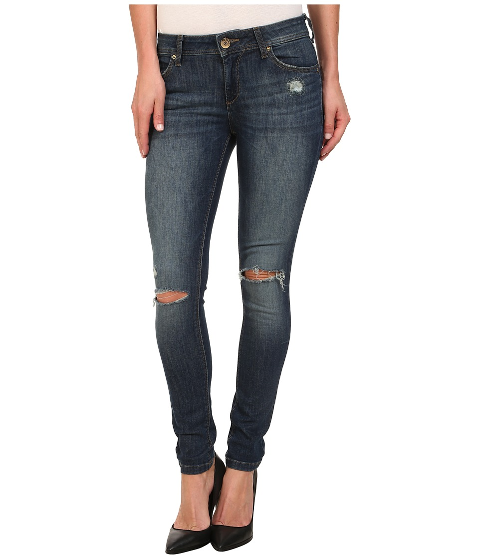 DL1961 - Emma Leggings in Heather Distressed (Heather Distressed) Women's Jeans