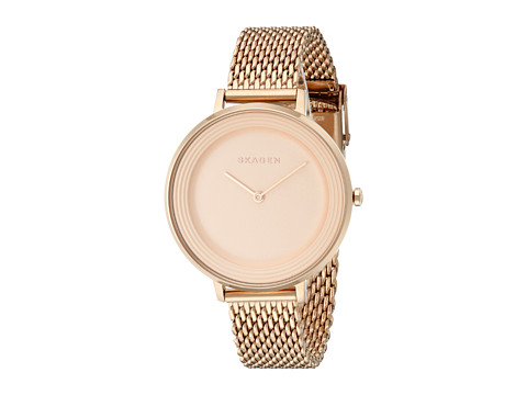 Skagen - Ditte SKW2334 (Rose Gold) Watches