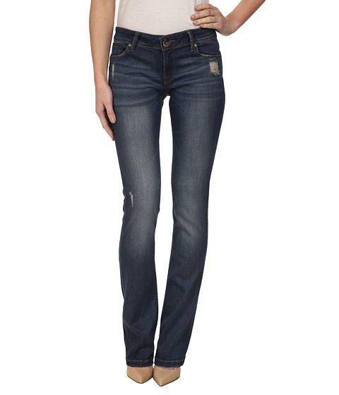 DL1961 - Cindy Distressed Boot in Maxwell (Maxwell) Women's Jeans