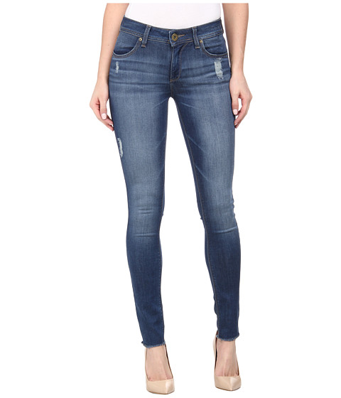 DL1961 - Emma Skinny Medium Blue in Cascade (Cascade) Women's Jeans
