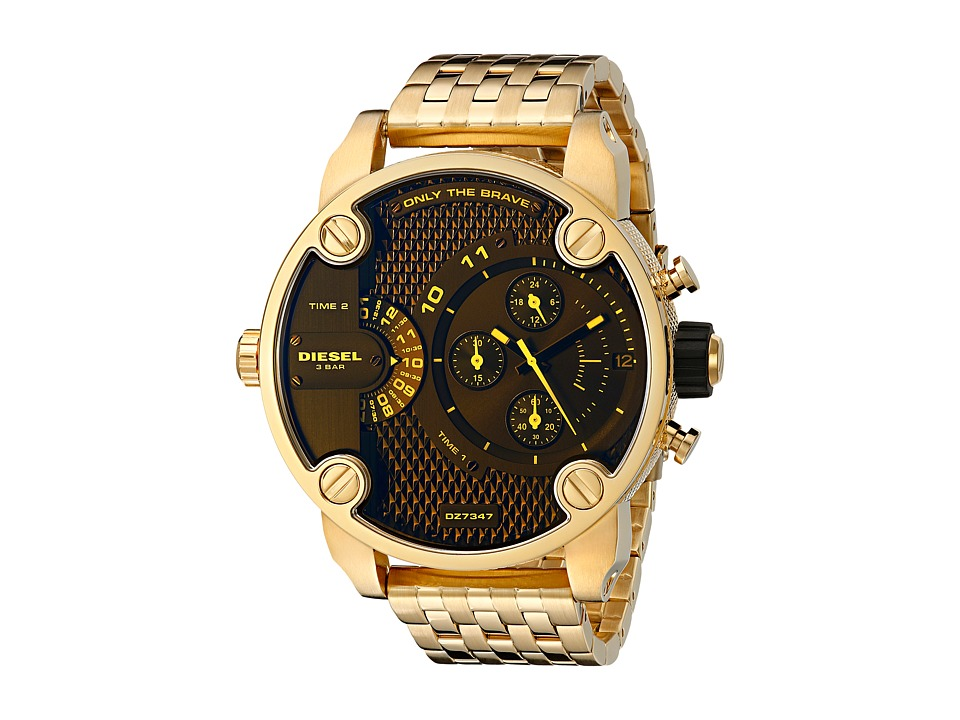 Diesel - Little Daddy DZ7347 (Gold) Watches