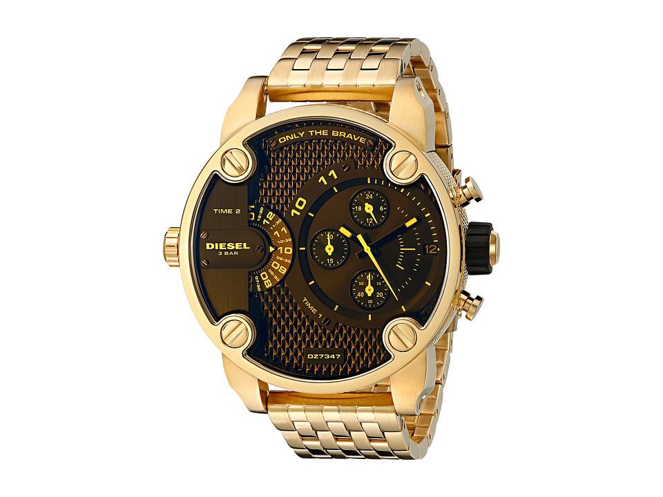 Diesel - Little Daddy DZ7347 (Gold) Watches