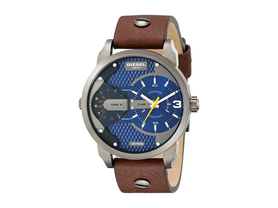 Diesel - Mini Daddy DZ7339 (Brown) Watches