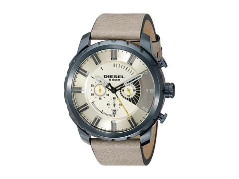Diesel - Stronghold DZ4354 (Brown) Watches