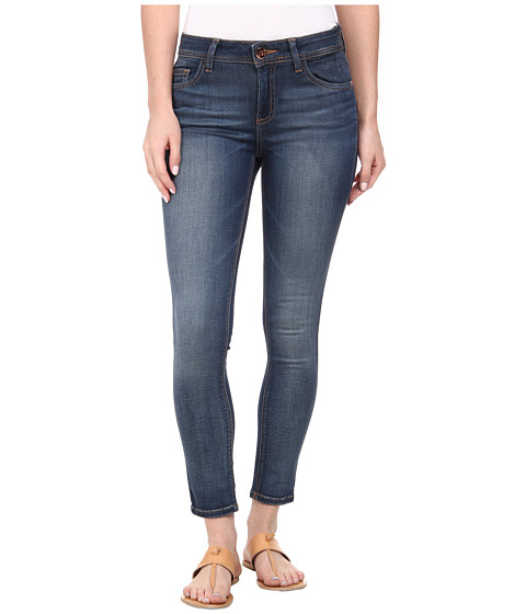 DL1961 - Florence Crop in Falcon (Falcon) Women's Jeans