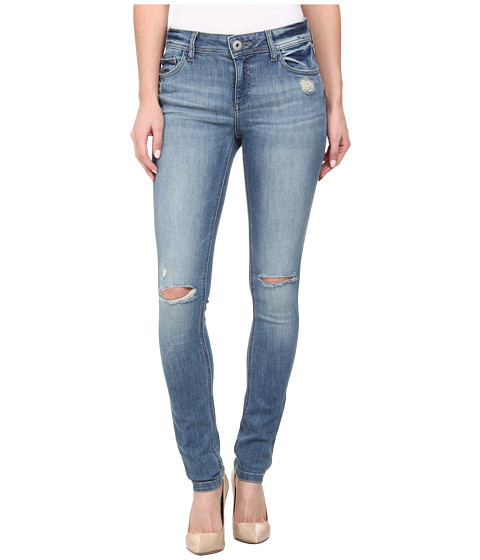 DL1961 - Florence Distressed in Dixie (Dixie) Women's Jeans