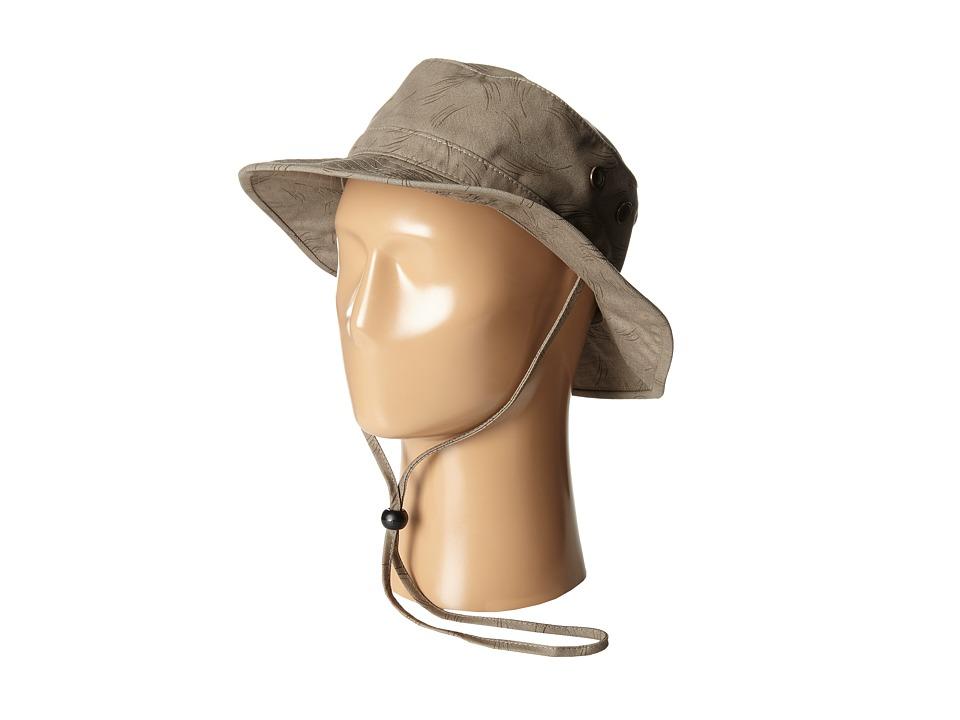 RVCA - Edgecliffe Boonie Hat (Khaki) Caps