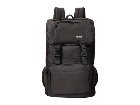 RVCA - Hillhurst Rucksack (Black) Backpack Bags