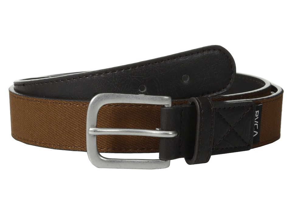 RVCA - Reservoire Belt (Auburn) Men's Belts