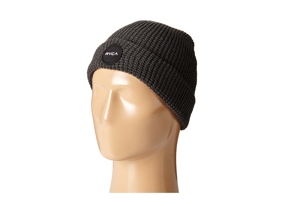 RVCA - Ridgemont Beanie (Charcoal Heather) Beanies