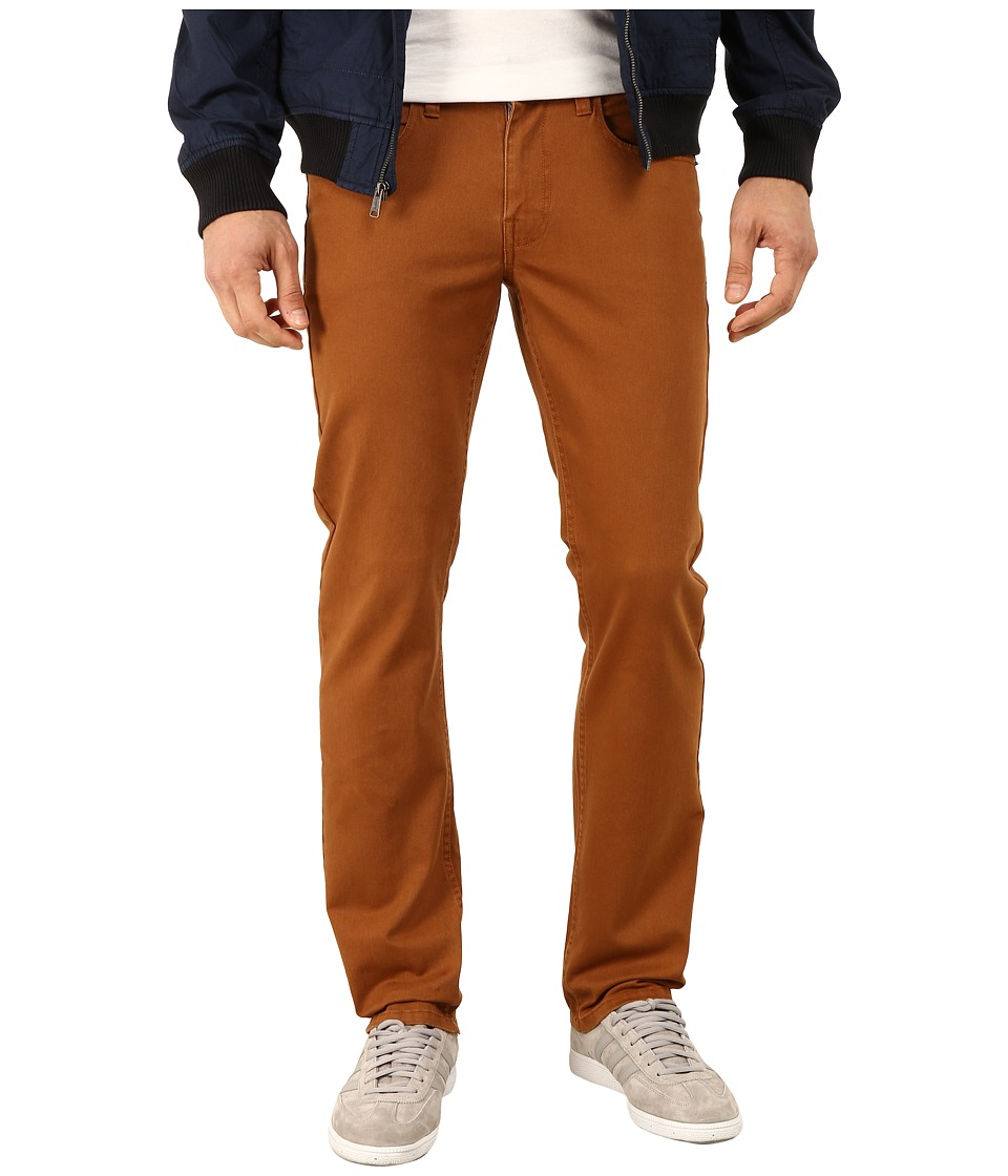 Matix Clothing Company - Gripper Twill Pant (Amber) Men's Casual Pants