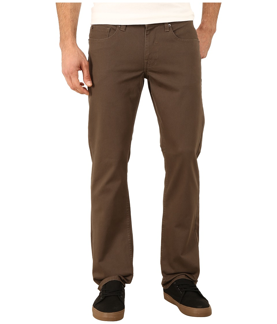 Matix Clothing Company - Gripper Twill Pant (Dark Army) Men's Casual Pants