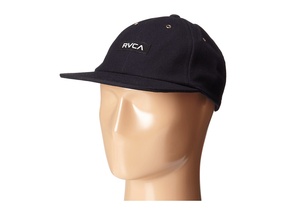 RVCA - Bixel Six Panel (Navy) Caps