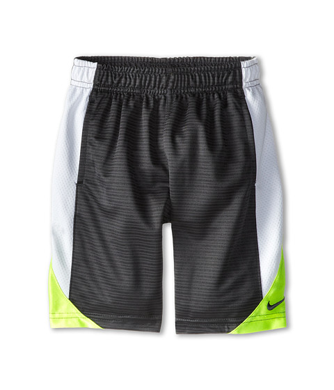 Nike Kids - Avalanche 2.0 Shorts (Little Kids) (Anthracite) Boy