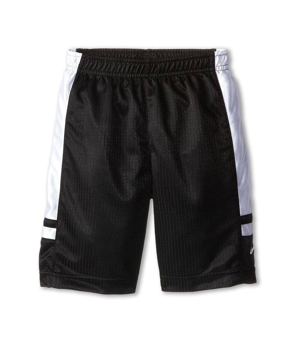Nike Kids - Franchise Shorts (Little Kids) (Black) Boy's Shorts