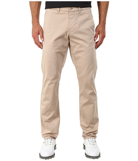 BOSS Green - Leeman1-W 10165966 0 (Light Beige) Men's Casual Pants