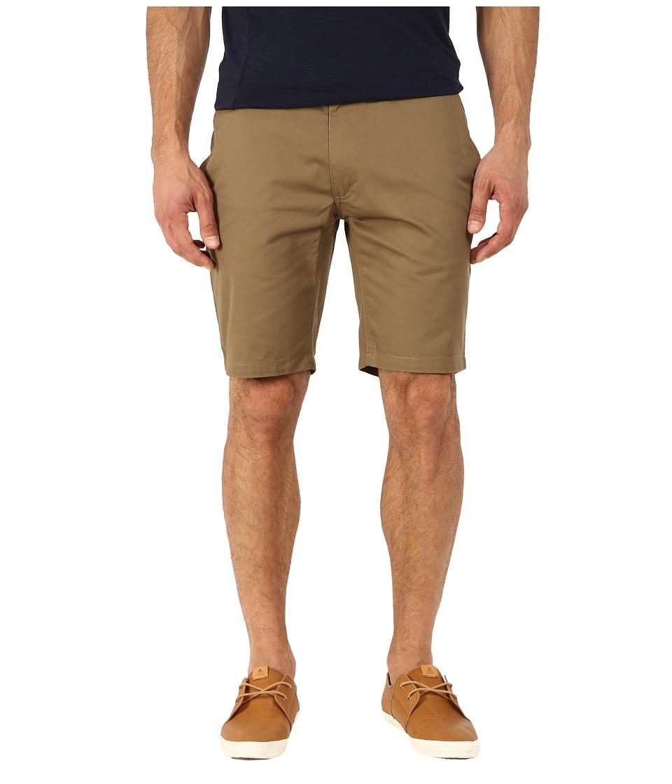 Matix Clothing Company - Welder Modern Shorts (British Khaki) Men's Shorts