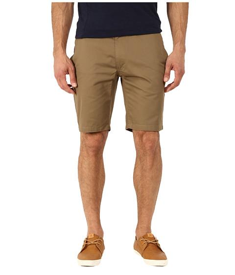 Matix Clothing Company - Welder Modern Shorts (British Khaki) Men