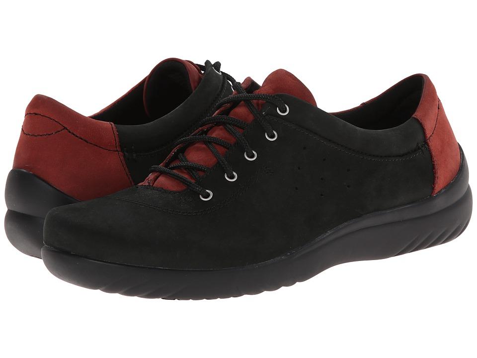 Klogs Footwear - Pisa (Rosewood/Black Shire) Women's Shoes