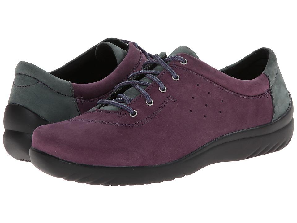 Klogs Footwear - Pisa (Blue Spruce/Plum) Women's Shoes
