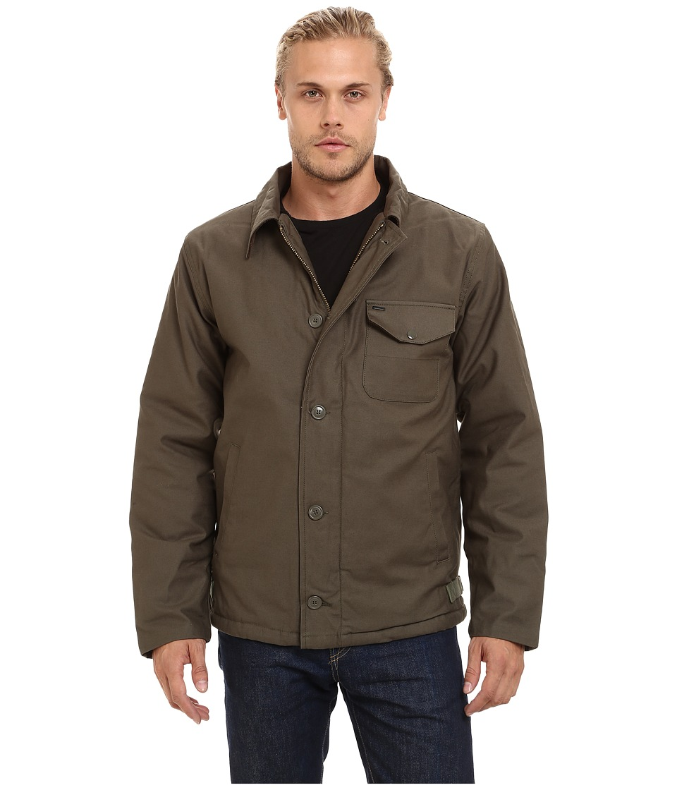 Matix Clothing Company - Roads Jacket (Army) Men's Coat