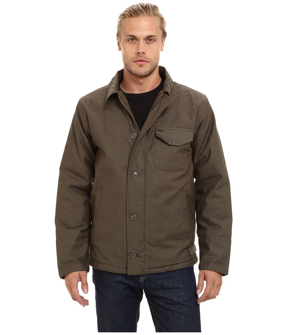 Matix Clothing Company - Roads Jacket (Army) Men's Coat