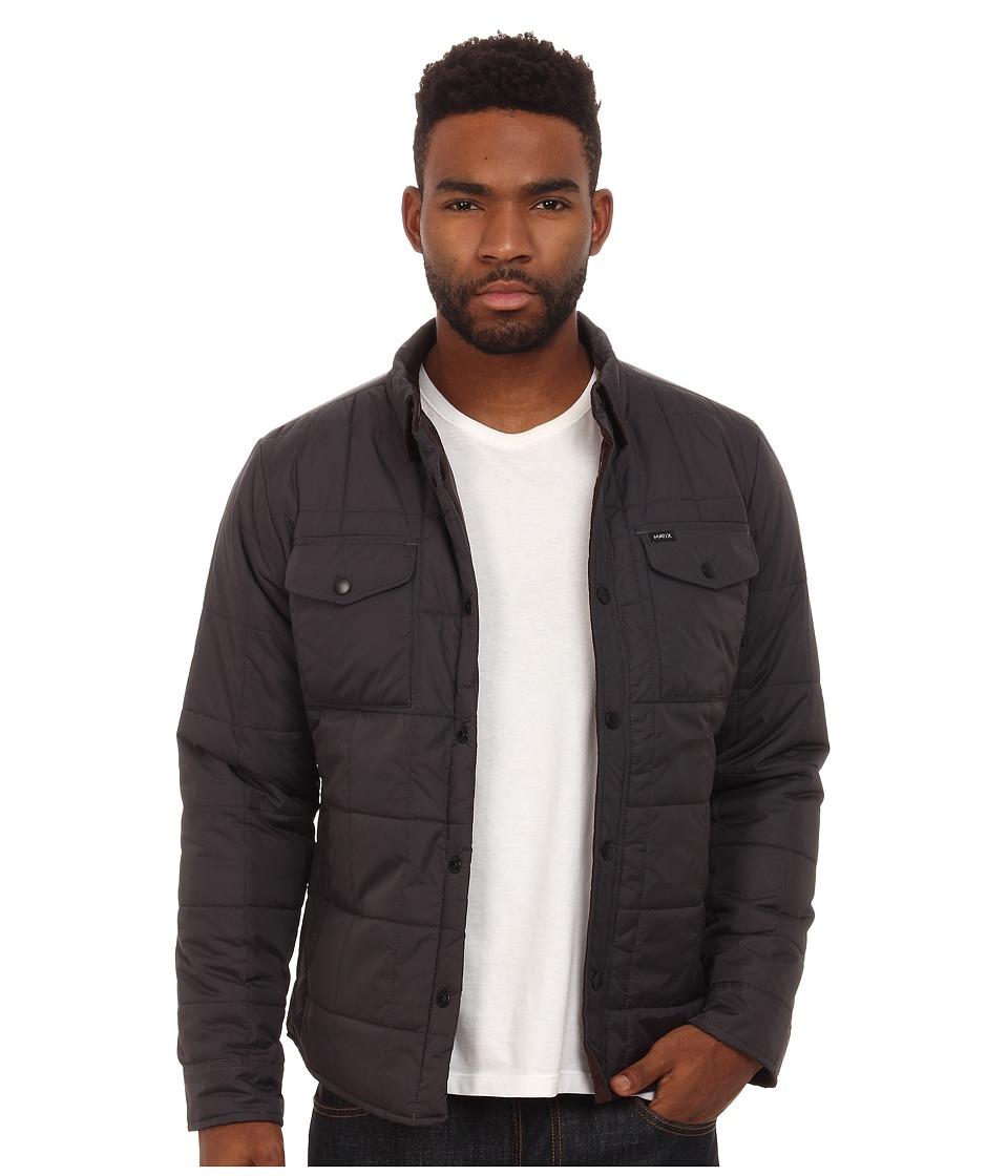 Matix Clothing Company - Cossey Jacket (Black Coffee) Men's Coat