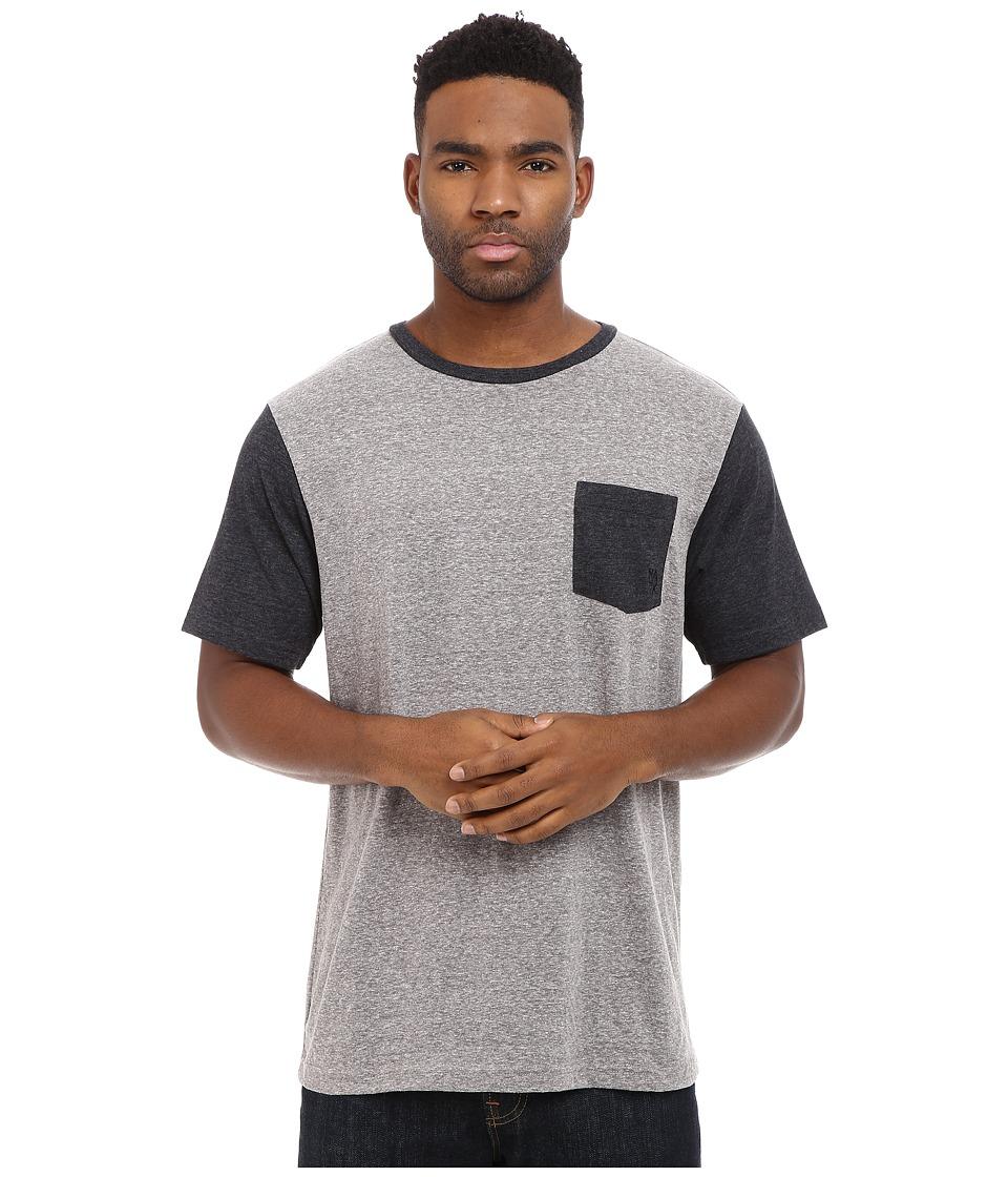 Matix Clothing Company - Standard Clash T-Shirt (Heather Grey) Men's T Shirt