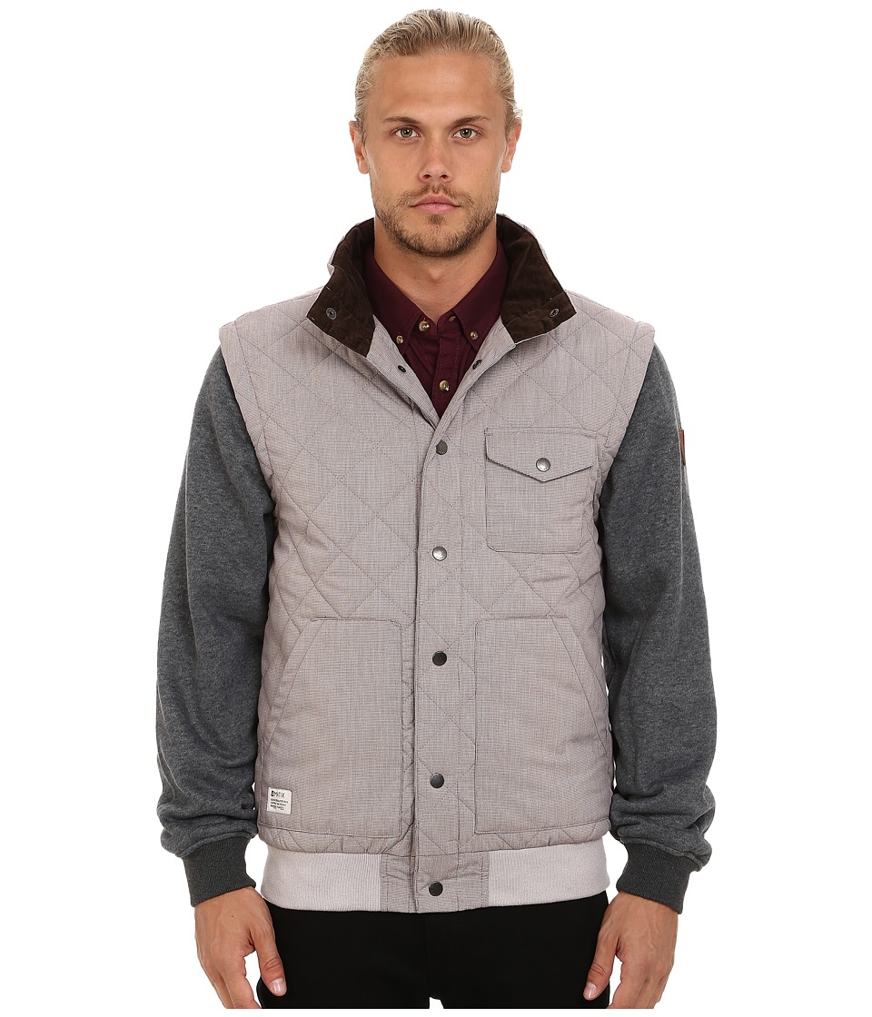 Matix Clothing Company - Voyager Fleece (Woodland) Men's Fleece