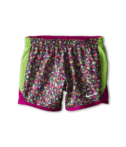 Nike Kids - 10K GFX Woven Running Shorts (Little Kids) (Cool Grey) Girl