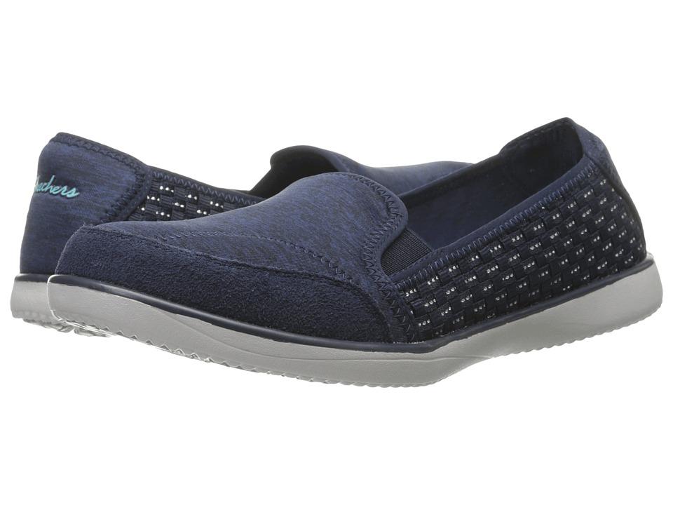 UPC 886005897223 886005897223 UPC SKECHERS Tracy K (Navy) Damens's Slip on Schuhes fa9e71