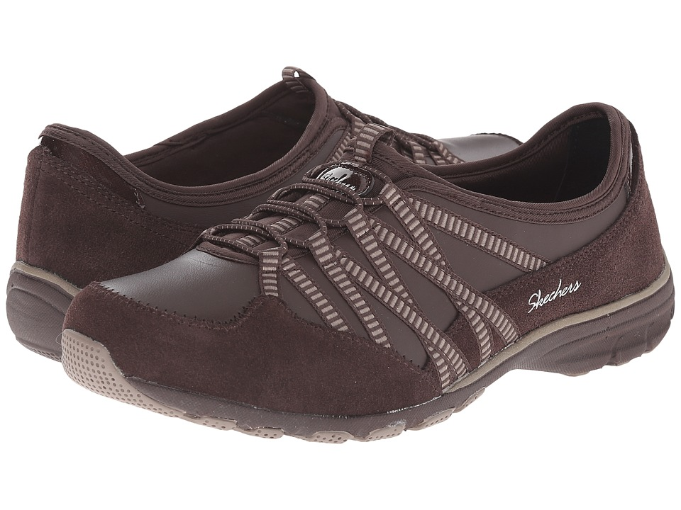 SKECHERS - Conversations Too (Chocolate Taupe) Women