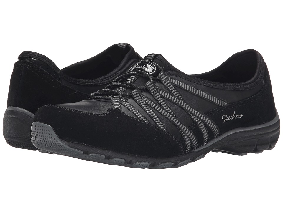 SKECHERS - Conversations Too (Black) Women's Shoes