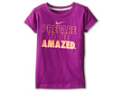 Prepare To Be Amazed Short Sleeve Tee