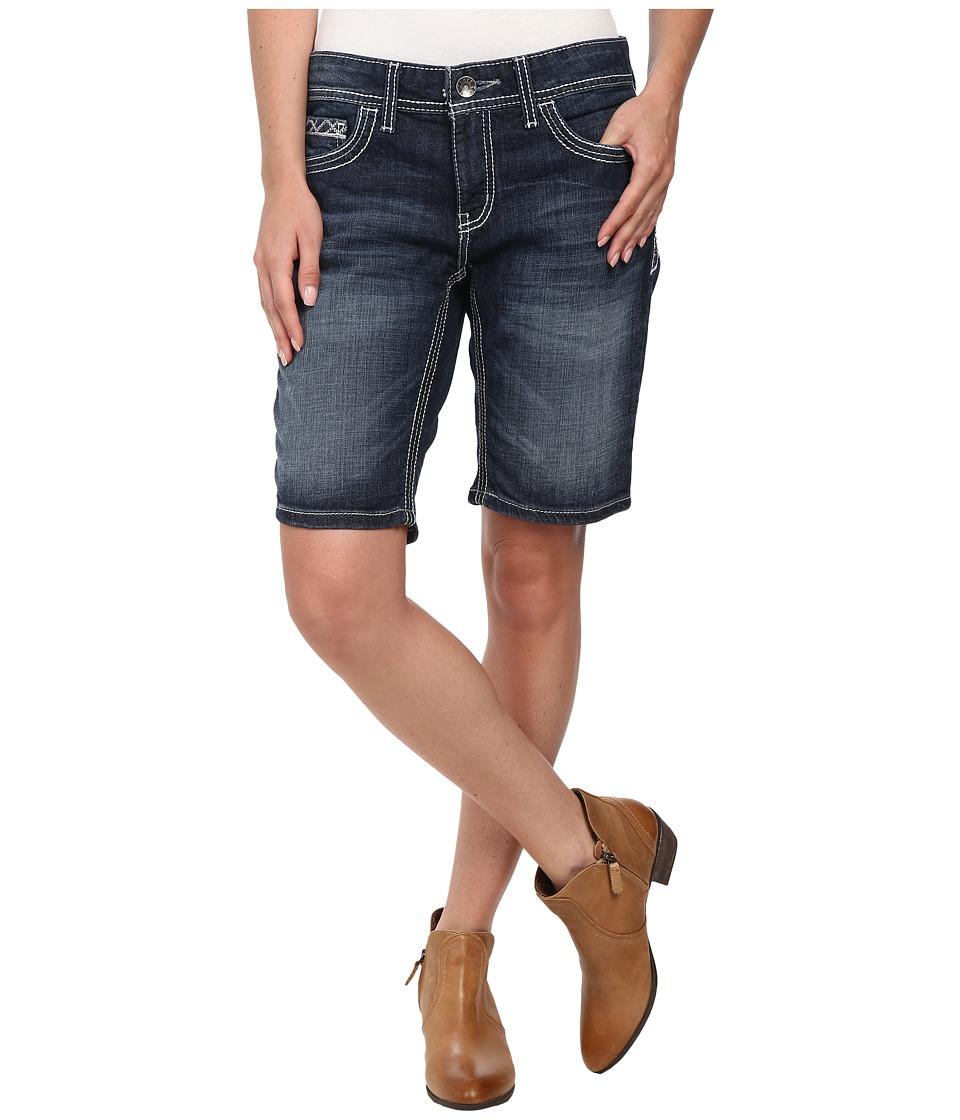 Cruel - Abby CB43255001 (Indigo) Women's Shorts